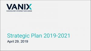 Vanix Strategic Plan